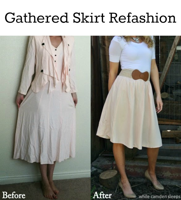 Refashion Tutorial