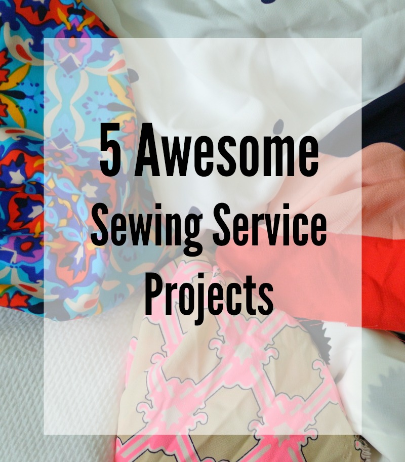 5 great sewing service projects so you can get your humanitarian aid on!