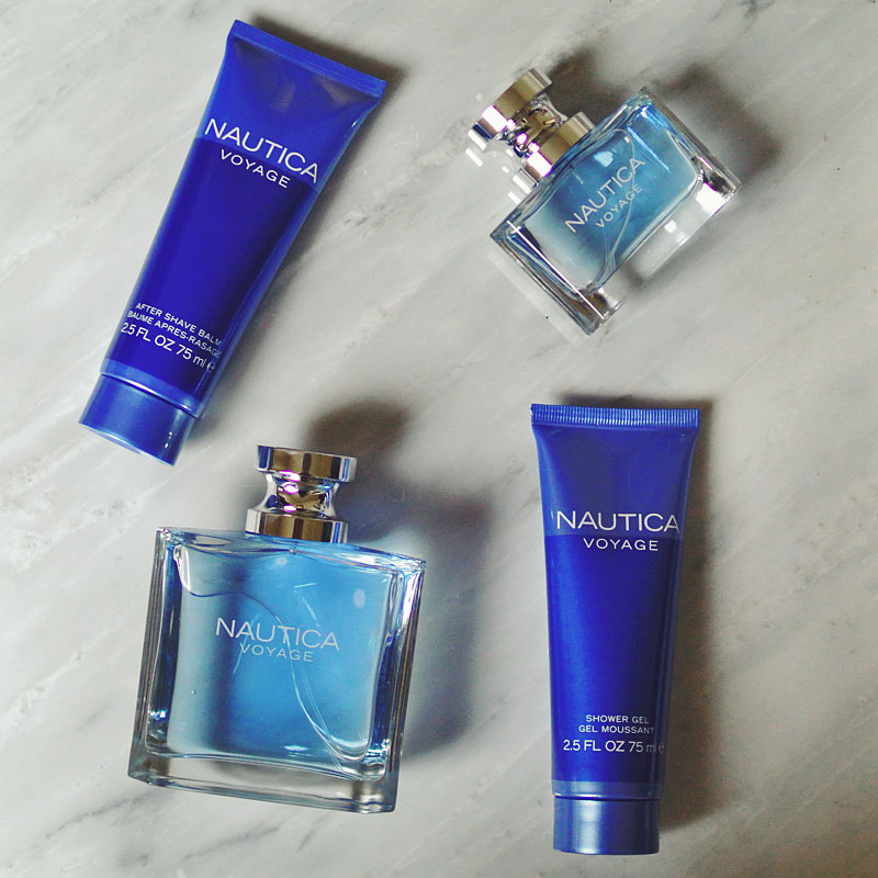 My dad has always loved sailing, which is why I got him the Nautica Voyage giftset for Father's Day.  It's both sentimental, and practical. #shop