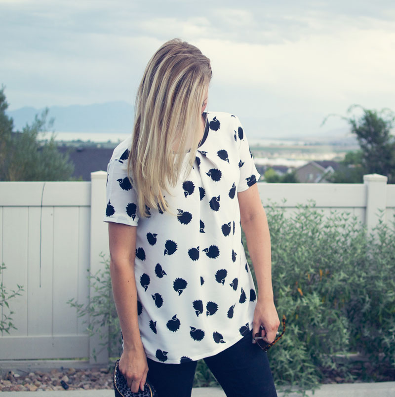 Awesome diy fashion blog.  Love her stuff!
