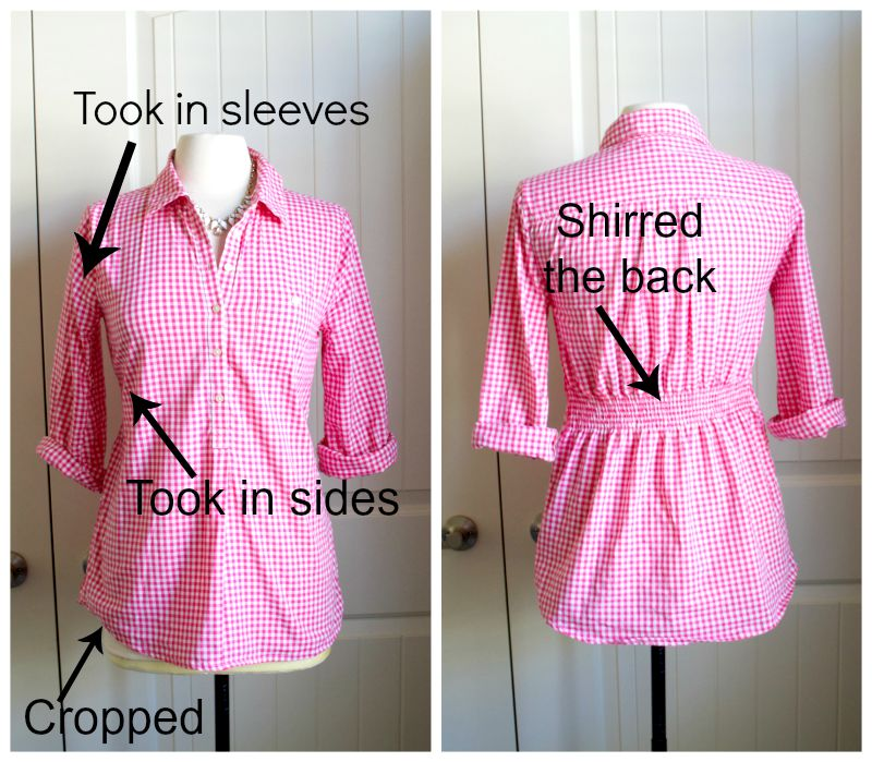 Great refashion/sewing blog.