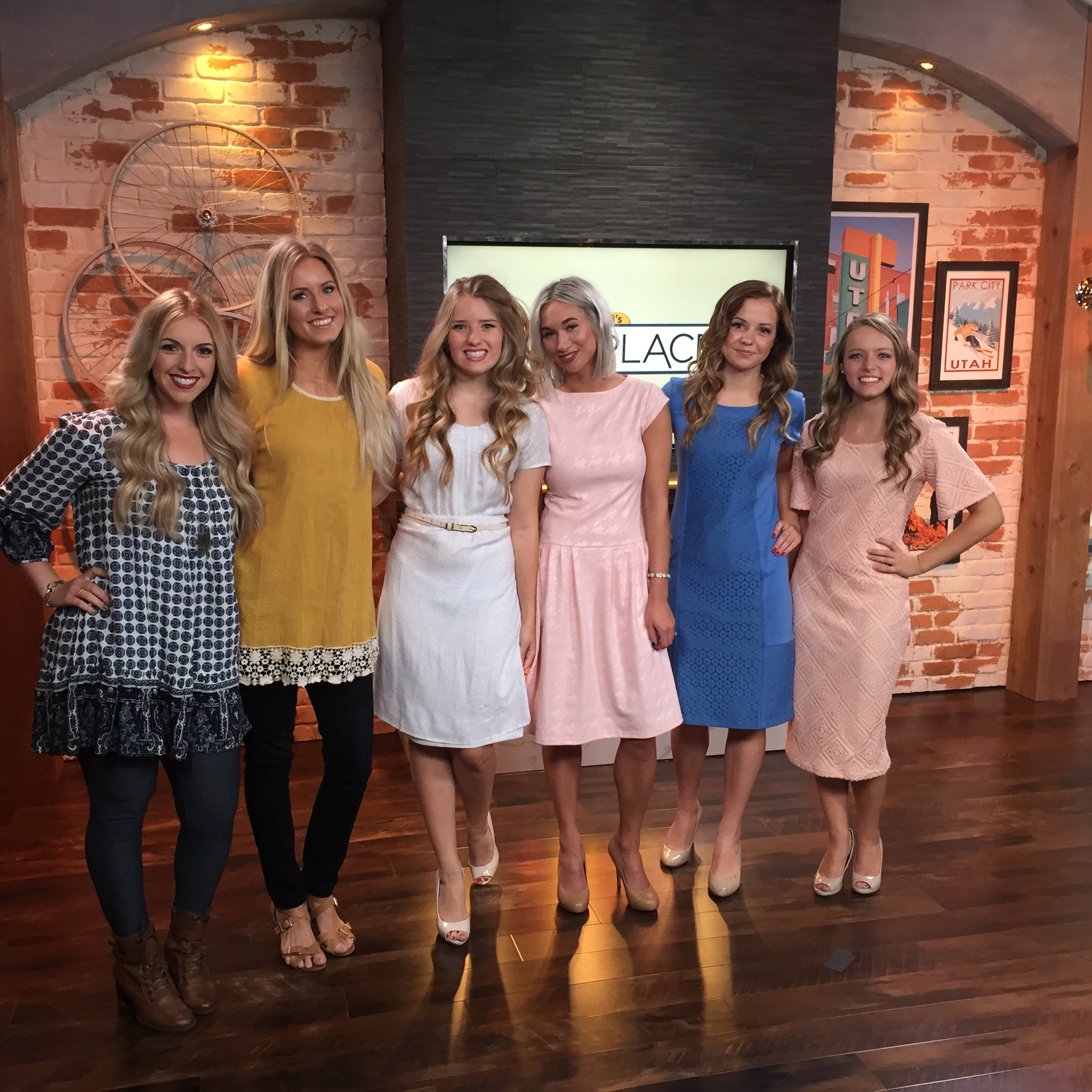 Bridesmaid dress segment