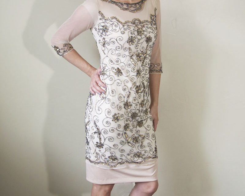 Making Modest: Adding Length to a Dress