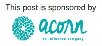Thanks Acorn and Goody for sponsoring this post. All opinions are my own!