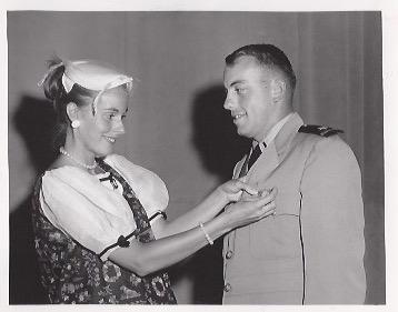 My Grandma Adele and Gene.