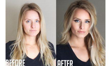 Natural Makeup with Neutrogena