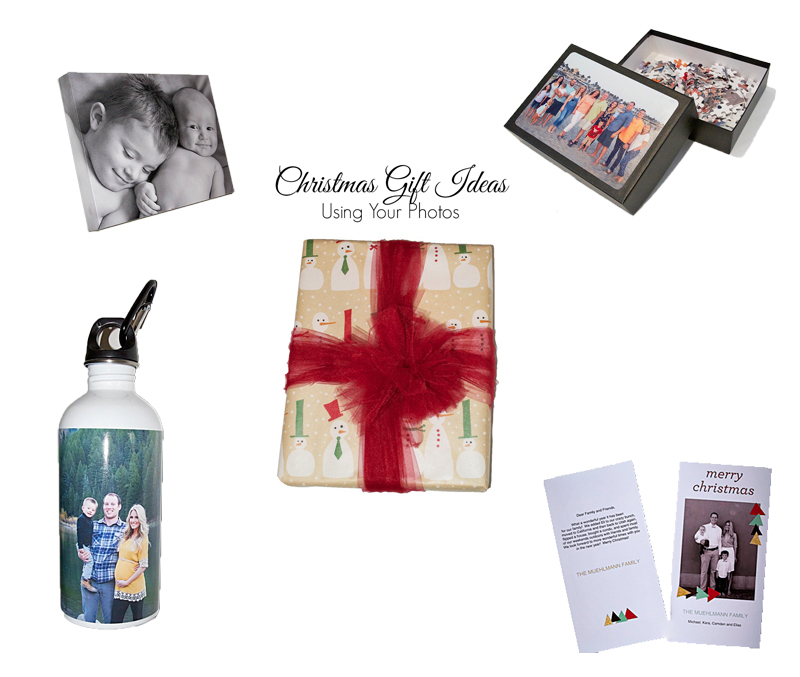 Photo ideas for Christmas presents