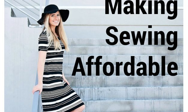 Saving Money on Sewing Patterns