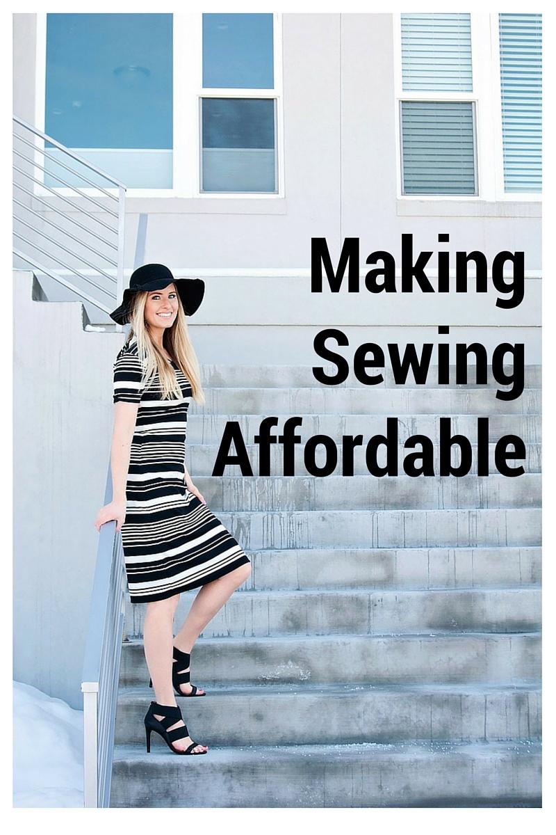 Saving Money on Sewing Patterns