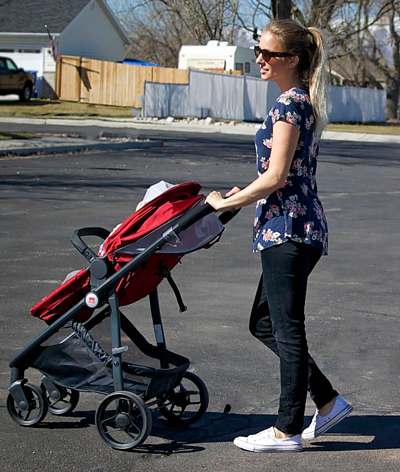 GB Lyfe Travel System review