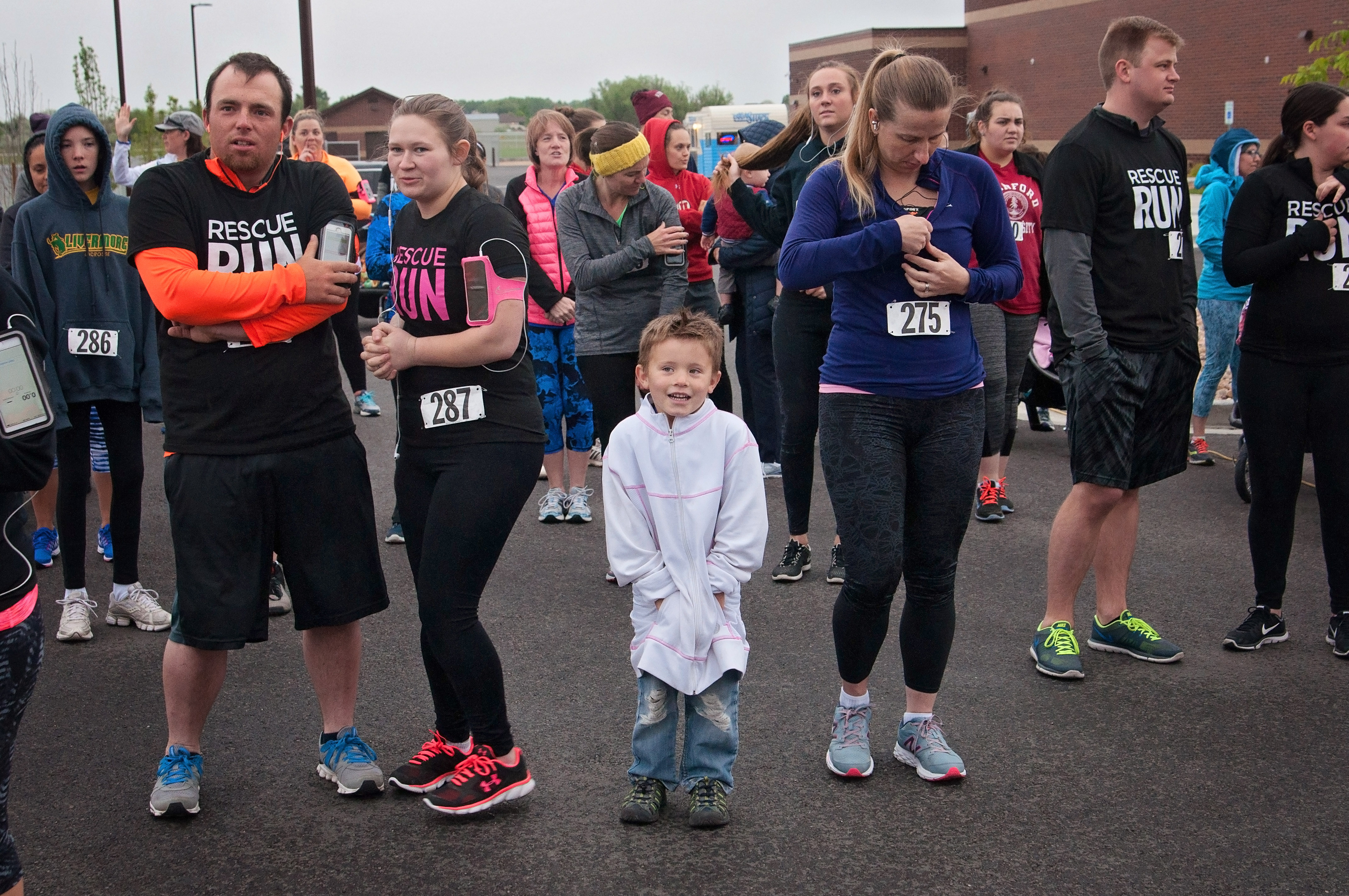 How much does it cost to throw a 5k?