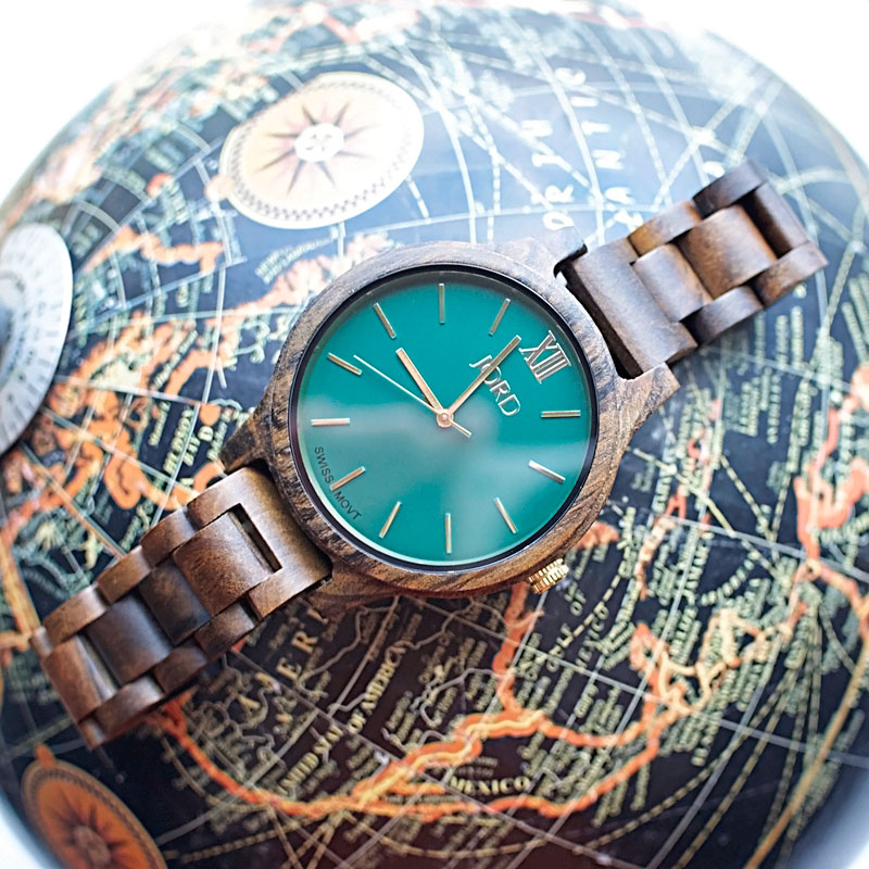 The Gift of Time with JORD Wood Watches