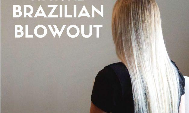 DIY Brazilian Keratin Treatment