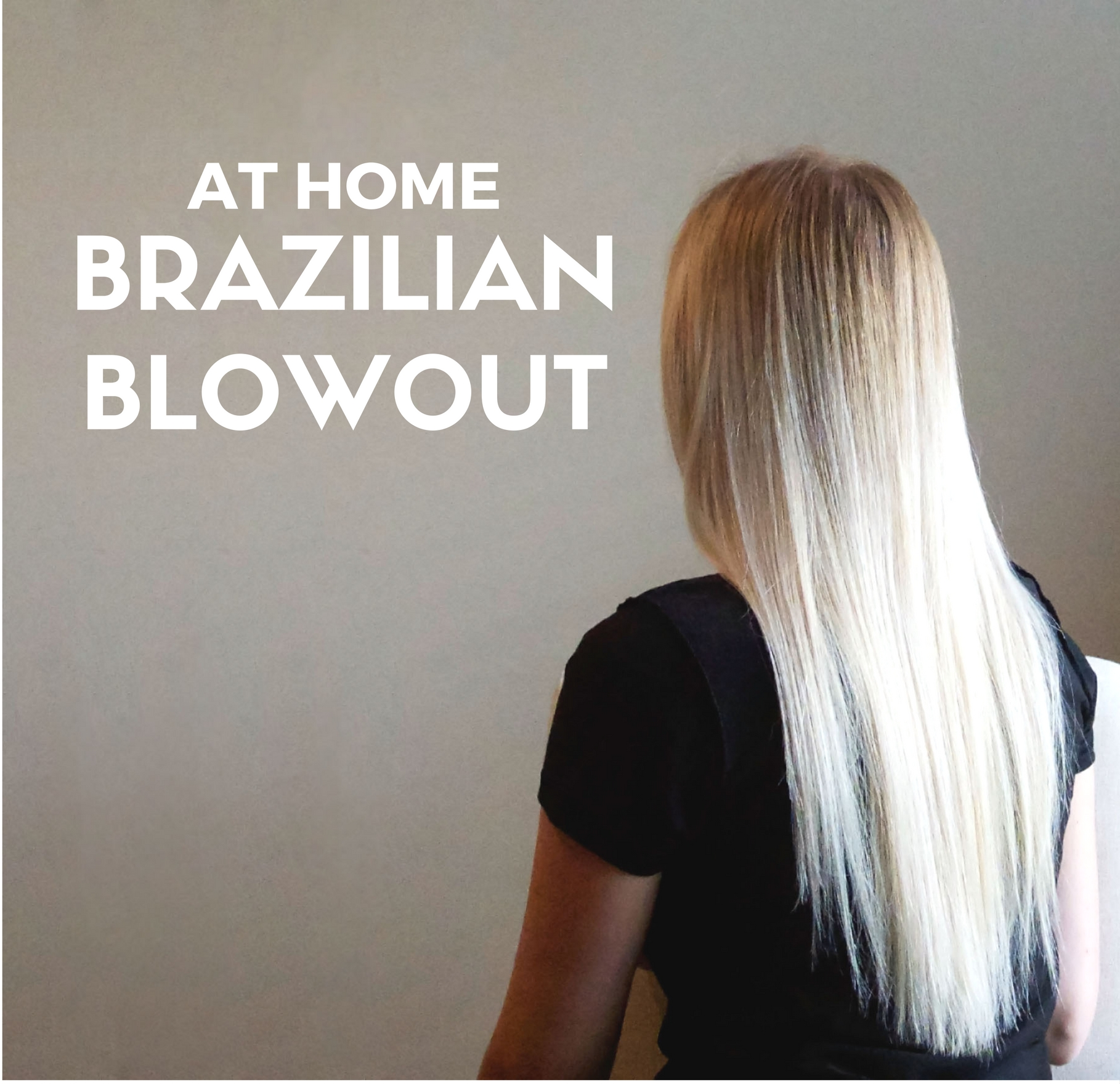DIY Brazilian Keratin Treatment