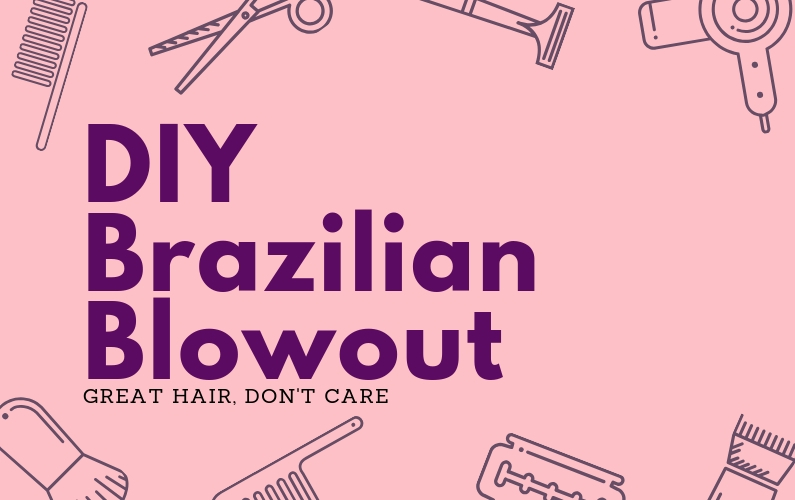 DIY Brazilian Keratin Treatment at Home featured by top US lifestyle blogger, Kara Metta | At home Brazilian Blowout / Keratin Treatment you can do yourself and can purchase from Amazon. Seriously, my hair has never been softer.