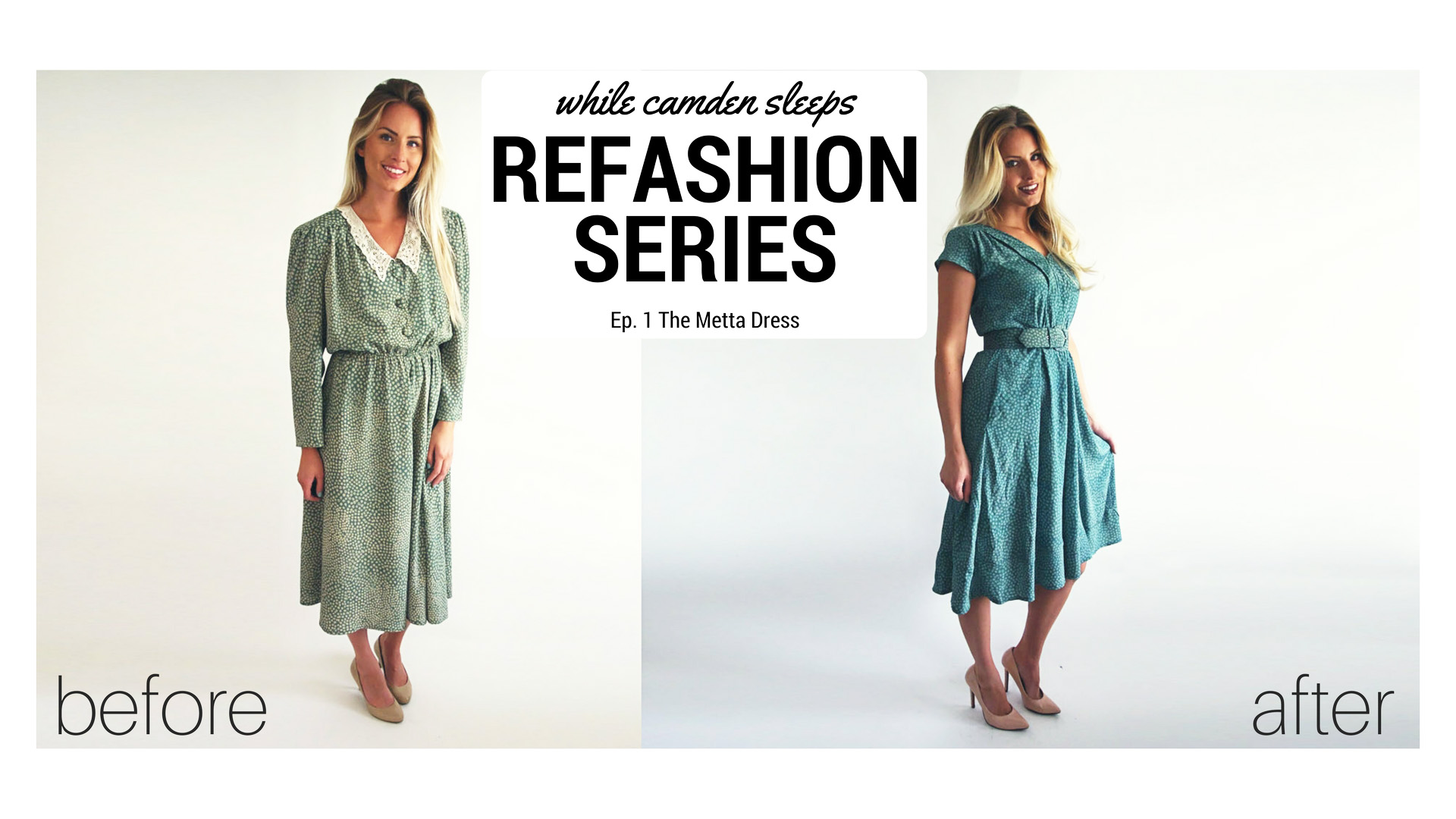 Refashion Series Ep.1