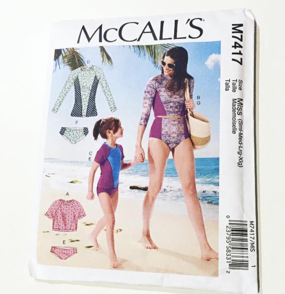 McCall's M7417