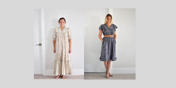 Refashion Series Ep. 5 // The Pom Dress by Kara Metta