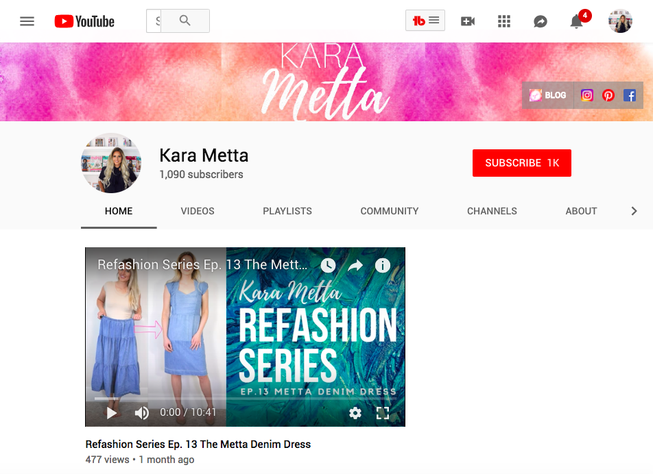 About Top US Life and Style blogger, Kara Metta