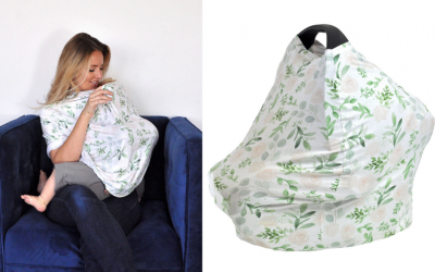 Multi-use Nursing Covers